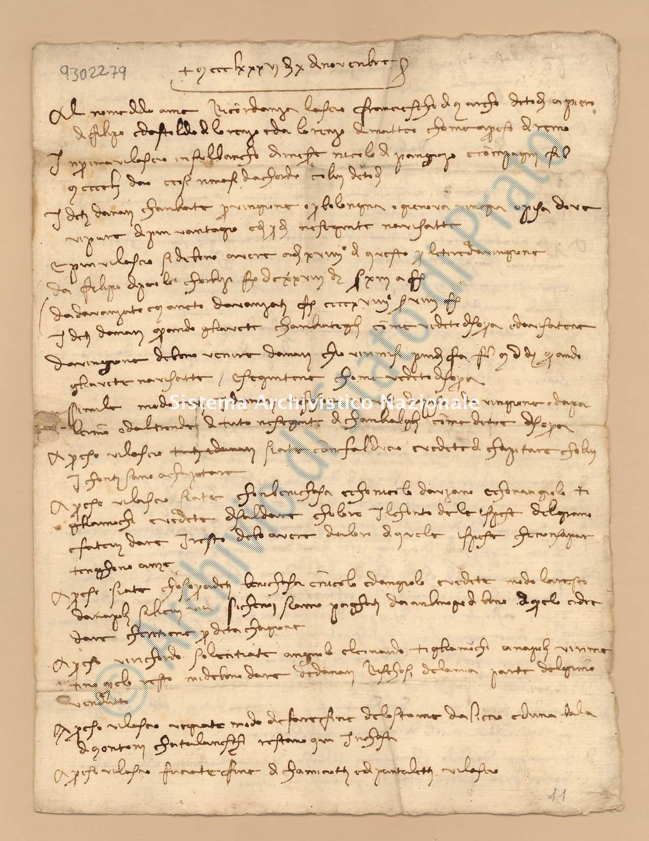 Archivio di Stato di Prato, Fondo Datini, Carteggio specializzato, Ricordanze, Busta 1166 (busta 1166, codice 9302279)