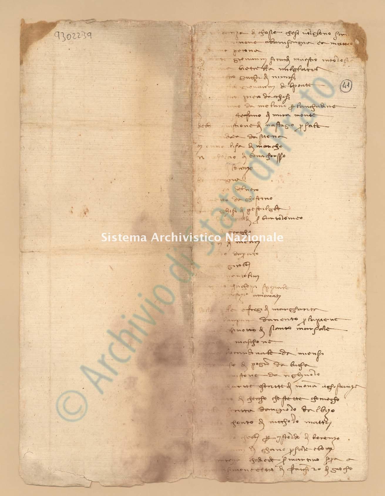 Archivio di Stato di Prato, Fondo Datini, Carteggio specializzato, Ricordanze, Busta 1166 (busta 1166, codice 9302239)