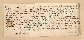 Archivio di Stato di Prato, Fondo Datini, Carteggio privato, Carteggi diversi, Lettere Di Vari a Vari, 1114.02.171 Lettere Di Guazzalotti Ugo a Nastagio Di Berizo (busta 1114.02, inserto 171, codice 133095)