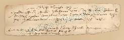 Archivio di Stato di Prato, Fondo Datini, Carteggio specializzato, Ordini di cassa, Fondaco di Firenze, Proveniente Da Cesena (busta 1148.01, inserto 16, codice 131171)