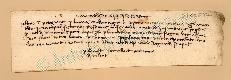 Archivio di Stato di Prato, Fondo Datini, Lettere di vari a Francesco Datini, 1090.47 Lettere Di Antonio Di Rosone a Datini Francesco Di Marco (busta 1090, inserto 47, codice 6100587)