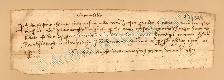 Archivio di Stato di Prato, Fondo Datini, Lettere di vari a Francesco Datini, 1092.7 Lettere Di Covoni Niccolò Di Messer Bettino a Datini Francesco Di Marco (busta 1092, inserto 7, codice 134323)