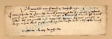 Archivio di Stato di Prato, Fondo Datini, Carteggio specializzato, Lettere di cambio, Fondaco di Avignone, Proveniente Da Avignone (busta 1142, inserto 12, codice 317491)