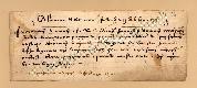 Archivio di Stato di Prato, Fondo Datini, Carteggio specializzato, Lettere di cambio, Fondaco di Avignone, Proveniente Da Avignone (busta 1142, inserto 12, codice 317493)