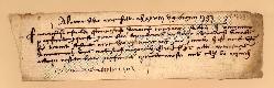 Archivio di Stato di Prato, Fondo Datini, Carteggio specializzato, Lettere di cambio, Fondaco di Avignone, Proveniente Da Avignone (busta 1142, inserto 12, codice 317495)