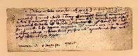 Archivio di Stato di Prato, Fondo Datini, Carteggio specializzato, Lettere di cambio, Fondaco di Avignone, Proveniente Da Avignone (busta 1142, inserto 12, codice 317496)