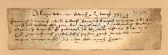 Archivio di Stato di Prato, Fondo Datini, Carteggio specializzato, Lettere di cambio, Fondaco di Avignone, Proveniente Da Avignone (busta 1142, inserto 12, codice 317503)