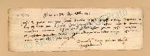 Archivio di Stato di Prato, Fondo Datini, Carteggio specializzato, Lettere di cambio, Fondaco di Avignone, Proveniente Da Barcellona (busta 1142, inserto 20, codice 317524)