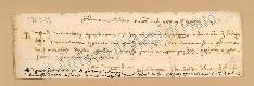 Archivio di Stato di Prato, Fondo Datini, Carteggio specializzato, Lettere di cambio, Fondaco di Avignone, Proveniente Da Firenze (busta 1142.01, inserto 15, codice 136925)