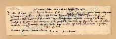 Archivio di Stato di Prato, Fondo Datini, Carteggio specializzato, Lettere di cambio, Fondaco di Avignone, Proveniente Da Firenze (busta 1142, inserto 65, codice 135701)