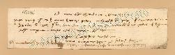 Archivio di Stato di Prato, Fondo Datini, Carteggio specializzato, Lettere di cambio, Fondaco di Avignone, Proveniente Da Firenze (busta 1142, inserto 66, codice 135076)