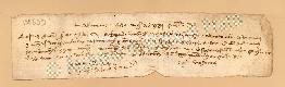 Archivio di Stato di Prato, Fondo Datini, Carteggio specializzato, Lettere di cambio, Fondaco di Avignone, Proveniente Da Genova (busta 1142, inserto 80, codice 135699)
