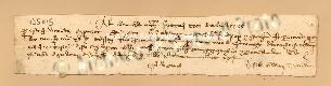 Archivio di Stato di Prato, Fondo Datini, Carteggio specializzato, Lettere di cambio, Fondaco di Avignone, Proveniente Da Genova (busta 1142, inserto 82, codice 135015)
