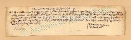 Archivio di Stato di Prato, Fondo Datini, Carteggio specializzato, Lettere di cambio, Fondaco di Avignone, Proveniente Da Lucca (busta 1142.01, inserto 22, codice 136070)