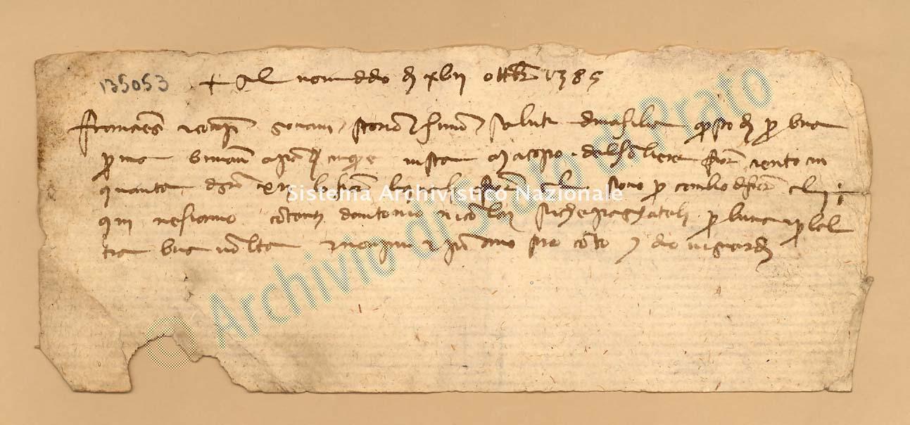 Archivio di Stato di Prato, Fondo Datini, Carteggio specializzato, Lettere di cambio, Fondaco di Avignone, Proveniente Da Marsiglia (busta 1142, inserto 130, codice 135053)