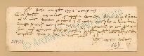 Archivio di Stato di Prato, Fondo Datini, Carteggio specializzato, Lettere di cambio, Fondaco di Avignone, Proveniente Da Montpellier (busta 1142, inserto 135, codice 317532)