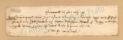 Archivio di Stato di Prato, Fondo Datini, Carteggio specializzato, Lettere di cambio, Fondaco di Avignone, Proveniente Da Pisa (busta 1142, inserto 153, codice 135695)