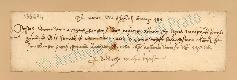 Archivio di Stato di Prato, Fondo Datini, Carteggio specializzato, Lettere di cambio, Fondaco di Avignone, Proveniente Da Pisa (busta 1142, inserto 153, codice 135694)