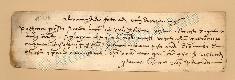 Archivio di Stato di Prato, Fondo Datini, Carteggio specializzato, Lettere di cambio, Fondaco di Barcellona, Proveniente Da Avignone (busta 1145.01, inserto 12, codice 136415)