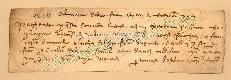 Archivio di Stato di Prato, Fondo Datini, Carteggio specializzato, Lettere di cambio, Fondaco di Barcellona, Proveniente Da Avignone (busta 1145.01, inserto 12, codice 136418)