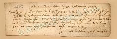Archivio di Stato di Prato, Fondo Datini, Carteggio specializzato, Lettere di cambio, Fondaco di Barcellona, Proveniente Da Avignone (busta 1145.01, inserto 12, codice 136419)