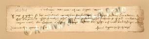 Archivio di Stato di Prato, Fondo Datini, Carteggio specializzato, Lettere di cambio, Fondaco di Barcellona, Proveniente Da Avignone (busta 1145.01, inserto 28, codice 136261)