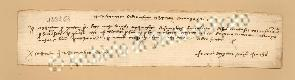 Archivio di Stato di Prato, Fondo Datini, Carteggio specializzato, Lettere di cambio, Fondaco di Barcellona, Proveniente Da Avignone (busta 1145.01, inserto 28, codice 136263)