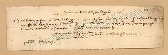 Archivio di Stato di Prato, Fondo Datini, Carteggio specializzato, Lettere di cambio, Fondaco di Barcellona, Proveniente Da Gaeta (busta 1145.02, inserto 1, codice 135156)