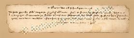 Archivio di Stato di Prato, Fondo Datini, Carteggio specializzato, Lettere di cambio, Fondaco di Barcellona, Proveniente Da Genova (busta 1145.02, inserto 3, codice 1403576)
