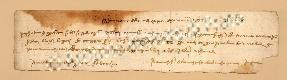 Archivio di Stato di Prato, Fondo Datini, Carteggio specializzato, Lettere di cambio, Fondaco di Barcellona, Proveniente Da Genova (busta 1145.02, inserto 12, codice 137025)