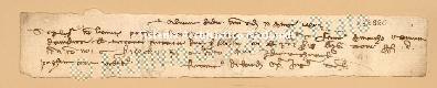 Archivio di Stato di Prato, Fondo Datini, Carteggio specializzato, Lettere di cambio, Fondaco di Barcellona, Proveniente Da Genova (busta 1145.02, inserto 19, codice 136960)