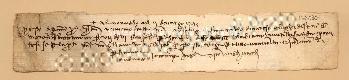 Archivio di Stato di Prato, Fondo Datini, Carteggio specializzato, Lettere di cambio, Fondaco di Barcellona, Proveniente Da Genova (busta 1145.02, inserto 29, codice 136030)