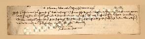 Archivio di Stato di Prato, Fondo Datini, Carteggio specializzato, Lettere di cambio, Fondaco di Barcellona, Proveniente Da Genova (busta 1145.02, inserto 29, codice 136032)