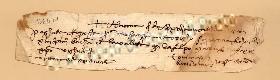 Archivio di Stato di Prato, Fondo Datini, Carteggio specializzato, Lettere di cambio, Fondaco di Barcellona, Proveniente Da Genova (busta 1145.02, inserto 104, codice 136471)