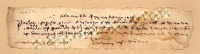 Archivio di Stato di Prato, Fondo Datini, Carteggio specializzato, Lettere di cambio, Fondaco di Barcellona, Proveniente Da Genova (busta 1145.02, inserto 104, codice 136474)