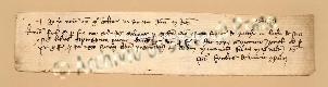 Archivio di Stato di Prato, Fondo Datini, Carteggio specializzato, Lettere di cambio, Fondaco di Barcellona, Proveniente Da Genova (busta 1145.02, inserto 113, codice 137430)