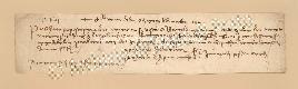 Archivio di Stato di Prato, Fondo Datini, Carteggio specializzato, Lettere di cambio, Fondaco di Barcellona, Proveniente Da Napoli (busta 1145.03, inserto 1, codice 135771)