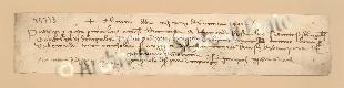 Archivio di Stato di Prato, Fondo Datini, Carteggio specializzato, Lettere di cambio, Fondaco di Barcellona, Proveniente Da Napoli (busta 1145.03, inserto 1, codice 135773)