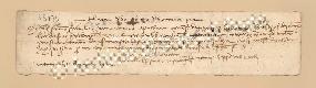 Archivio di Stato di Prato, Fondo Datini, Carteggio specializzato, Lettere di cambio, Fondaco di Barcellona, Proveniente Da Napoli (busta 1145.03, inserto 1, codice 135775)