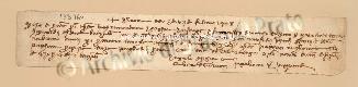 Archivio di Stato di Prato, Fondo Datini, Carteggio specializzato, Lettere di cambio, Fondaco di Barcellona, Proveniente Da Palermo (busta 1145.03, inserto 3, codice 135160)