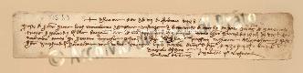 Archivio di Stato di Prato, Fondo Datini, Carteggio specializzato, Lettere di cambio, Fondaco di Barcellona, Proveniente Da Palermo (busta 1145.03, inserto 3, codice 135159)