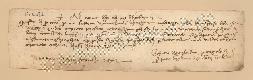 Archivio di Stato di Prato, Fondo Datini, Carteggio specializzato, Lettere di cambio, Fondaco di Barcellona, Proveniente Da Palermo (busta 1145.03, inserto 4, codice 1404082)