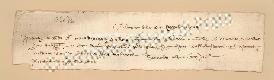 Archivio di Stato di Prato, Fondo Datini, Carteggio specializzato, Lettere di cambio, Fondaco di Barcellona, Proveniente Da Venezia (busta 1145.03, inserto 223, codice 135876)