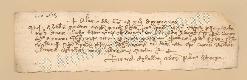 Archivio di Stato di Prato, Fondo Datini, Carteggio specializzato, Lettere di cambio, Fondaco di Barcellona, Proveniente Da Venezia (busta 1145.03, inserto 225, codice 1404115)