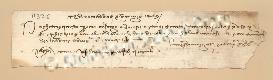 Archivio di Stato di Prato, Fondo Datini, Carteggio specializzato, Lettere di cambio, Fondaco di Barcellona, Proveniente Da Venezia (busta 1145.03, inserto 233, codice 11376)