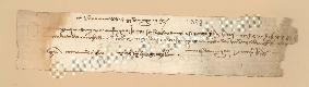 Archivio di Stato di Prato, Fondo Datini, Carteggio specializzato, Lettere di cambio, Fondaco di Barcellona, Proveniente Da Venezia (busta 1145.03, inserto 233, codice 11378)