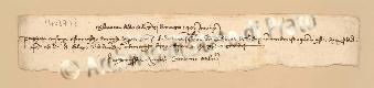 Archivio di Stato di Prato, Fondo Datini, Carteggio specializzato, Lettere di cambio, Fondaco di Barcellona, Proveniente Da Venezia (busta 1145.03, inserto 250, codice 1403718)
