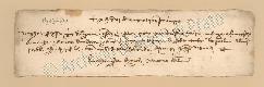 Archivio di Stato di Prato, Fondo Datini, Carteggio specializzato, Lettere di cambio, Fondaco di Barcellona, Proveniente Da Venezia (busta 1145.03, inserto 250, codice 1403720)