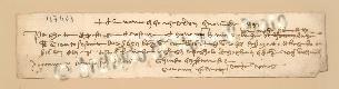 Archivio di Stato di Prato, Fondo Datini, Carteggio specializzato, Lettere di cambio, Fondaco di Barcellona, Proveniente Da Venezia (busta 1145.03, inserto 252, codice 137403)