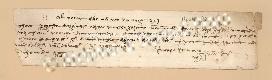 Archivio di Stato di Prato, Fondo Datini, Carteggio specializzato, Lettere di cambio, Fondaco di Barcellona, Proveniente Da Venezia (busta 1145.03, inserto 253, codice 1404382)